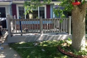 Photo #14: Custom Decks, Wood Fences, Skilled Carpenters! Gabil Construction