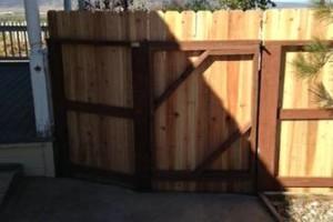 Photo #13: Custom Decks, Wood Fences, Skilled Carpenters! Gabil Construction