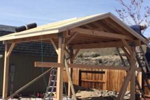 Photo #11: Custom Decks, Wood Fences, Skilled Carpenters! Gabil Construction
