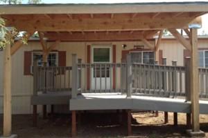 Photo #8: Custom Decks, Wood Fences, Skilled Carpenters! Gabil Construction