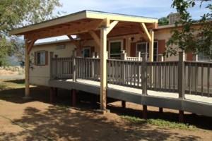 Photo #7: Custom Decks, Wood Fences, Skilled Carpenters! Gabil Construction