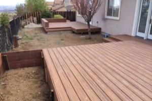 Photo #5: Custom Decks, Wood Fences, Skilled Carpenters! Gabil Construction