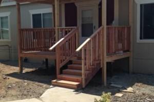 Photo #4: Custom Decks, Wood Fences, Skilled Carpenters! Gabil Construction