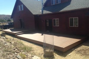 Photo #3: Custom Decks, Wood Fences, Skilled Carpenters! Gabil Construction