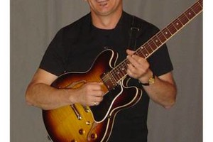 Photo #1: Guitar lessons, all levels - blues, jazz, rock, country, pop music