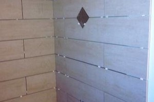 Photo #1: Tile, wood floors, repair and/or installation