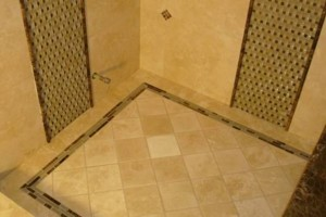 Photo #2: Quality Tile and Marble - Tile Installations