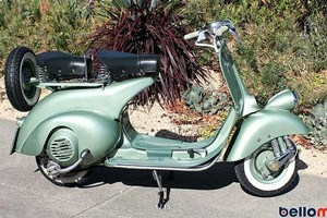 Photo #4: BELLO MOTOю Vespa & Lambretta -  Tires, Repair & Restoration