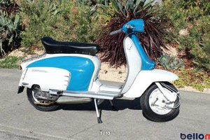 Photo #3: BELLO MOTOю Vespa & Lambretta -  Tires, Repair & Restoration