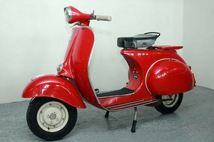 Photo #2: BELLO MOTOю Vespa & Lambretta -  Tires, Repair & Restoration