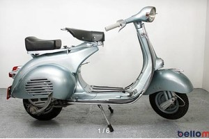Photo #1: BELLO MOTOю Vespa & Lambretta -  Tires, Repair & Restoration