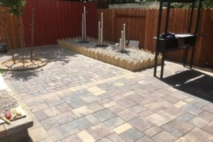 Photo #1: Paver Cleaning, Sealing & Repair