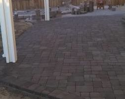Photo #2: Paver Installation Crew. Licensed and Insured