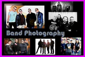 Photo #3: Band Music Photography. Promo Package- $150.00