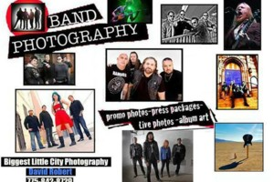 Photo #1: Band Music Photography. Promo Package- $150.00