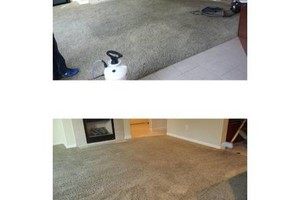 Photo #1: Nevada Steam Carpet Cleaning & Dryer Vent Dr NV