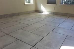 Photo #10: Custom Tile Installation - floors, showers, back splashes