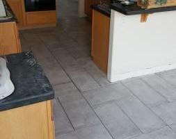 Photo #8: Custom Tile Installation - floors, showers, back splashes