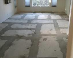 Photo #6: Custom Tile Installation - floors, showers, back splashes