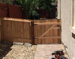 Photo #11: Fence installation and repair. Cheapest prices!