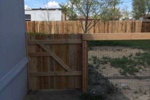 Photo #10: Fence installation and repair. Cheapest prices!