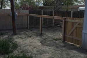 Photo #7: Fence installation and repair. Cheapest prices!