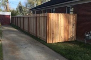 Photo #3: Fence installation and repair. Cheapest prices!