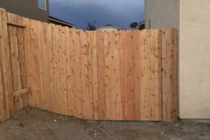 Photo #1: Fence installation and repair. Cheapest prices!