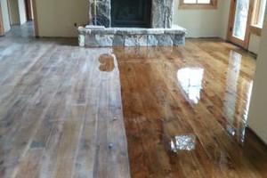 Photo #1: Hardwood Floors by Master craftsman