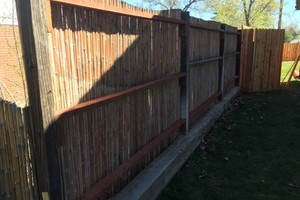 Photo #18: FENCE NEW/REPAIR AND REPLACE