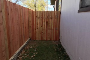 Photo #16: FENCE NEW/REPAIR AND REPLACE