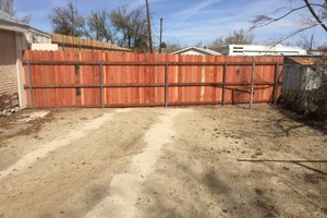 Photo #14: FENCE NEW/REPAIR AND REPLACE