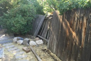 Photo #10: FENCE NEW/REPAIR AND REPLACE