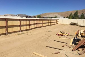 Photo #3: FENCE NEW/REPAIR AND REPLACE