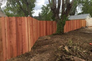 Photo #2: FENCE NEW/REPAIR AND REPLACE