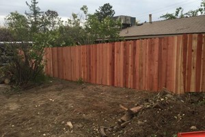Photo #1: FENCE NEW/REPAIR AND REPLACE