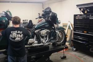 Photo #7: PooR BoY Mobile Motorcycle Mechanic
