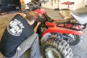 Photo #5: PooR BoY Mobile Motorcycle Mechanic