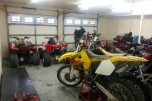 Photo #3: PooR BoY Mobile Motorcycle Mechanic