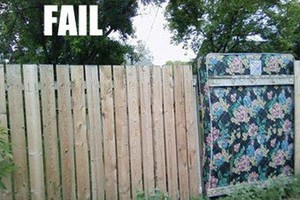 Photo #1: Fence Repair !!! I can fix your fence !!!