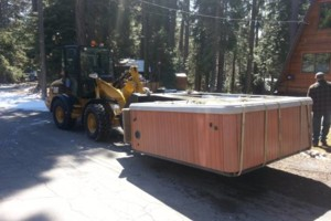 Photo #19: Hot tub / spa movers