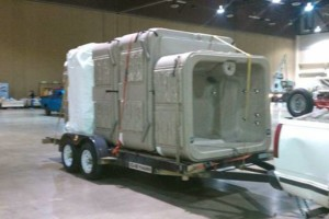 Photo #9: Hot tub / spa movers