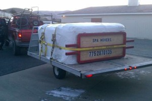 Photo #7: Hot tub / spa movers