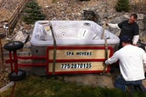 Photo #6: Hot tub / spa movers