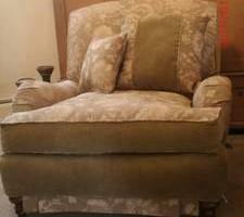 Photo #20: Freelance Upholsterer/Seamstress