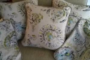 Photo #5: Freelance Upholsterer/Seamstress