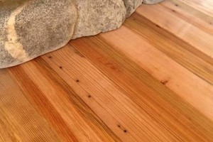 Photo #1: Hardwood/Laminates floors refinishing