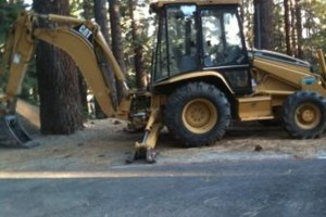 Photo #4: Backhoe dumptruck service