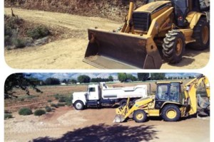 Photo #3: Backhoe dumptruck service
