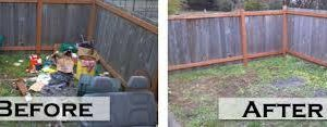Photo #2: Yard clean up services - top quality work!